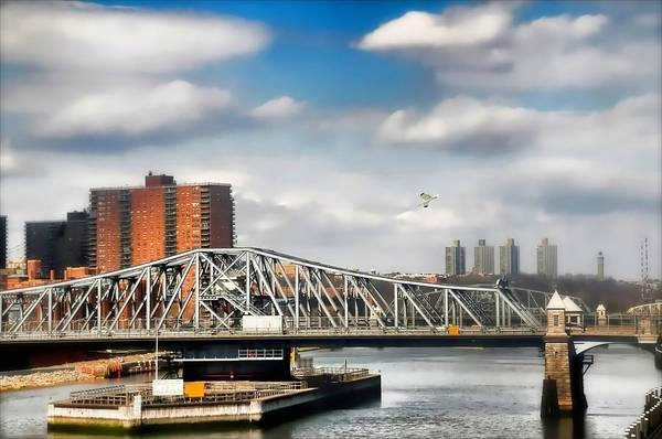 Wall Art - Photograph - Harlem River Bridge by Diana Angstadt