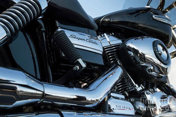 Wall Art - Photograph - Harley Davidson 24 by Wendy Wilton