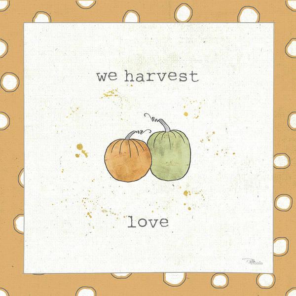 Wall Art - Painting - Harvest Cuties I Step 02c by Pela Studio