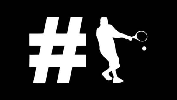 Backhand Digital Art - Hashtag Lets Play1 by Tee Titan