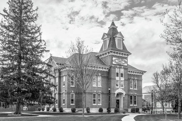 Photograph - Hastings College Mc Cormick Hall  by University Icons