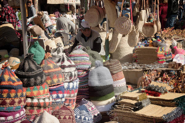 Photograph - Hats And Mats by Jessica Levant