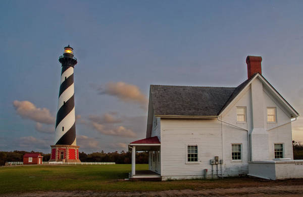 Photograph - Hatteras Lighthouse No. 3 by Matthew Irvin