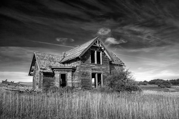 Photograph - Haunted by Harriet Feagin