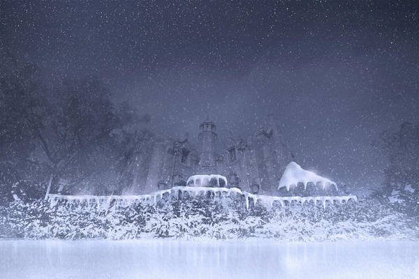 Wall Art - Photograph - Haunted Winter by Mark Andrew Thomas