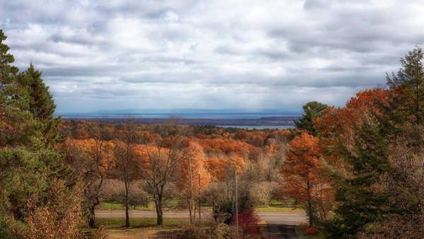 Photograph - Hauser Farm's Superior View by Susan Rissi Tregoning