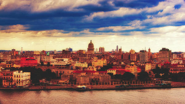 Wall Art - Photograph - Havana Cuba by Mountain Dreams