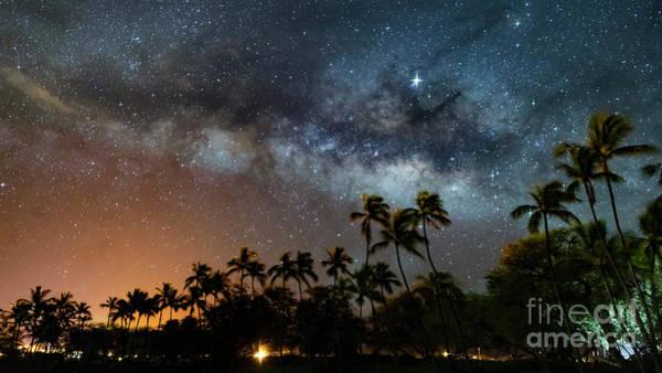 Photograph - Hawaii Night by Mark Jackson