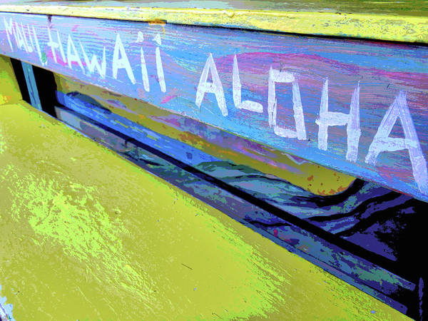 Photograph - Hawaiian Greetings by JAMART Photography