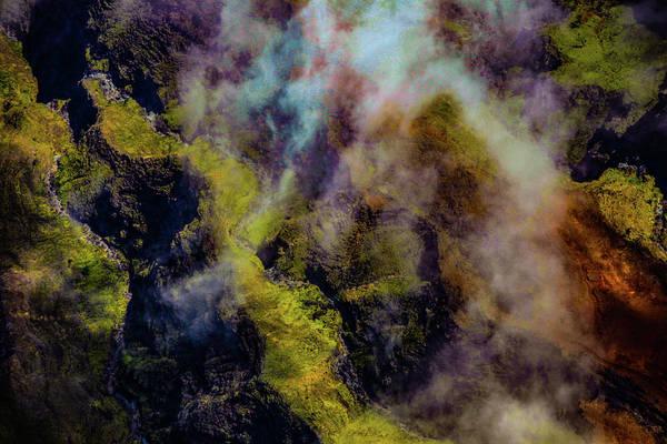 Wall Art - Photograph - Hawaiin Haze by Justine Fenu