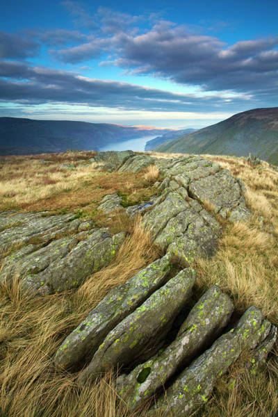 Jason Day Photograph - Haweswater Reservoir And The North by Jason Friend