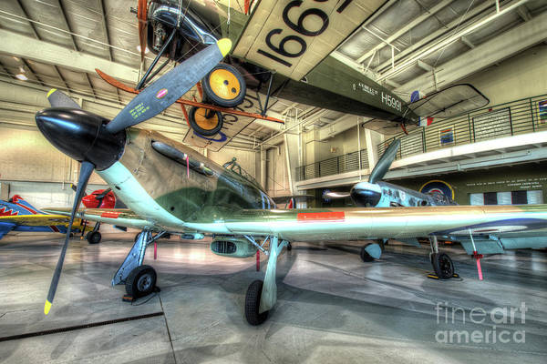 Ju 52 Wall Art - Photograph - Hawker Hurricane by Greg Hager