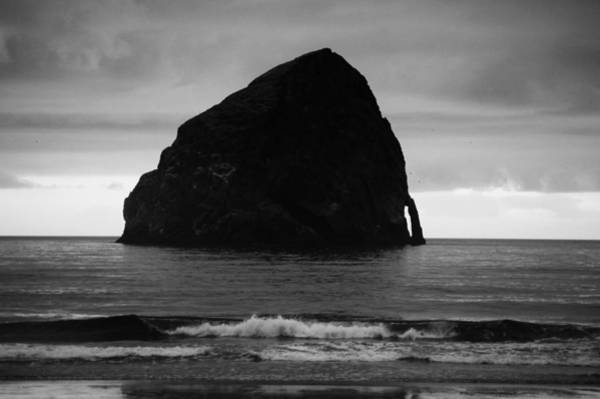 Wall Art - Photograph - Hay Stack Rock by Angi Parks