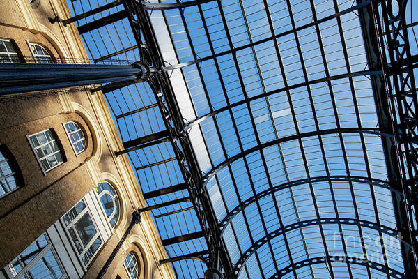 Southbank Photograph - Hays Galleria Abstract by Tim Gainey