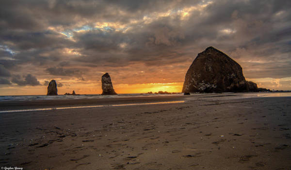Photograph - Haystack And The Needles by Gaylon Yancy