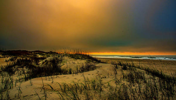 Photograph - Hazy Awakening by John Harding
