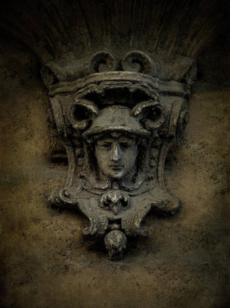 Wall Art - Photograph - Head Of Mercury by Jaroslaw Blaminsky