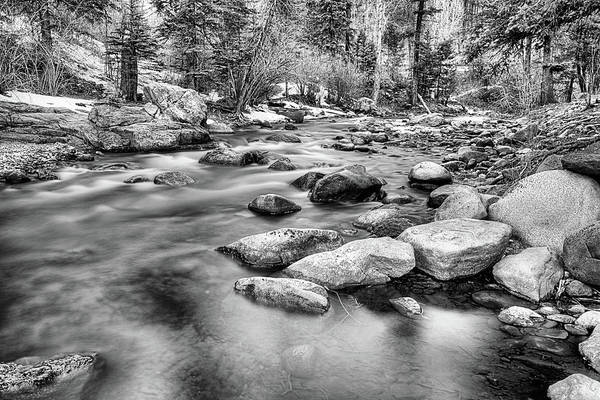 Photograph - Headwaters Of The Pecos River by JC Findley