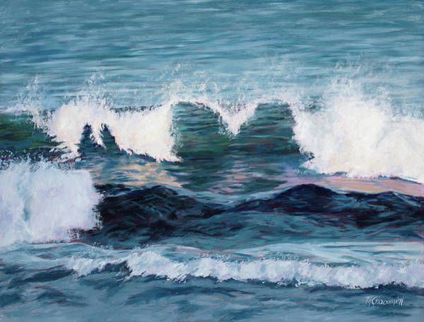 Painting - Heart Breakers by Mary Giacomini