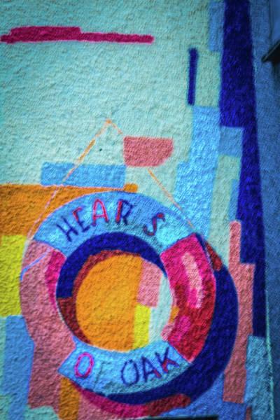 Wall Art - Photograph - Hearts Of Oak by David Ridley