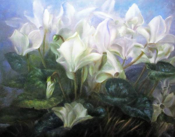 Painting - Heaven And Earth by Bill Puglisi