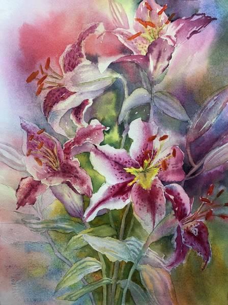 Painting - Heaven Scent by Tara Moorman