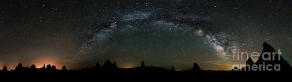 Photograph - Heavenly Arch by Mark Jackson