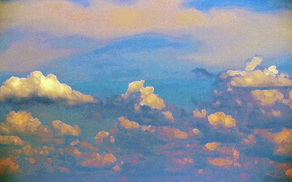 Photograph - Heavenly Clouds by Cynthia Guinn