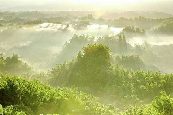 Dawn Photograph - Heavenly Erliao by Sunrise@dawn Photography