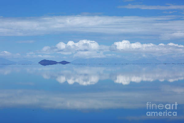Photograph - Heavens Mirror by James Brunker