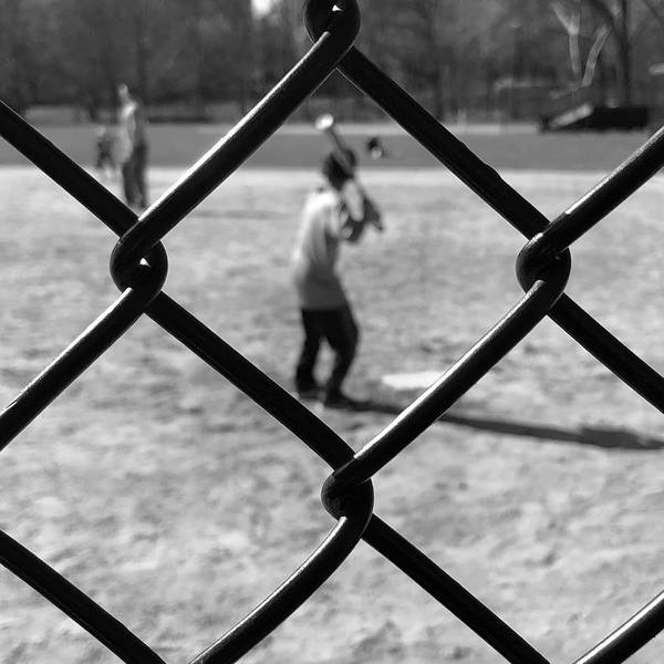 Photograph - Heckscher Ballfields by Michael Gerbino