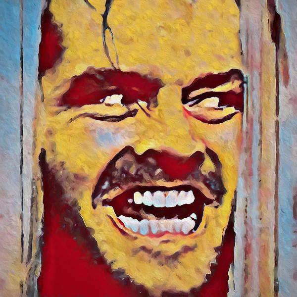 Painting - Heeeres Johnny by Dan Sproul
