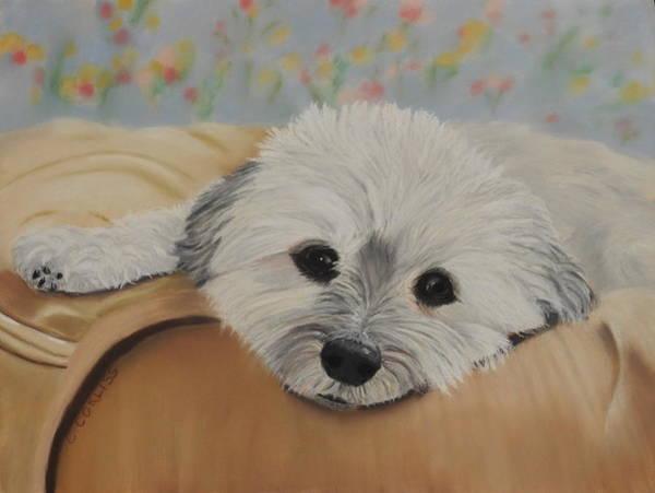 Pastel - Heidi by Carol Corliss