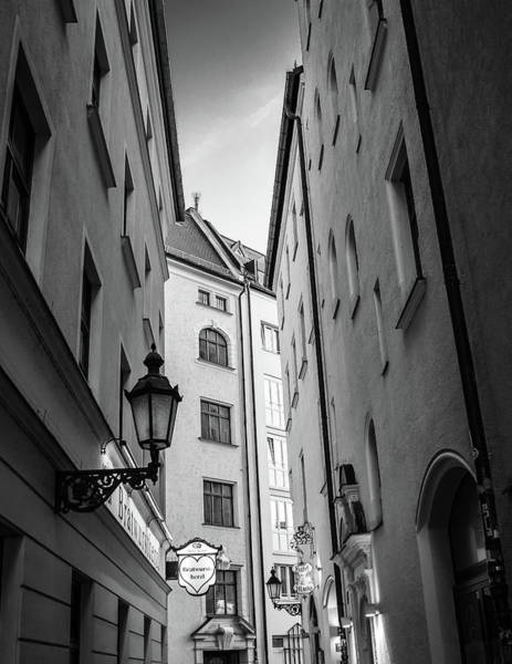 Photograph - Heiliggeiststrasse by Borja Robles