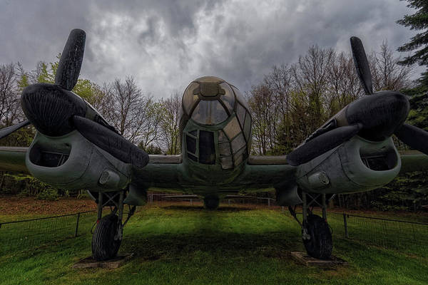 Photograph - Heinkel He111 H16 by Thomas Hall