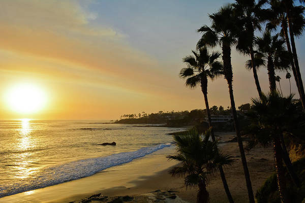 Photograph - Heisler Park Sunset by Kyle Hanson