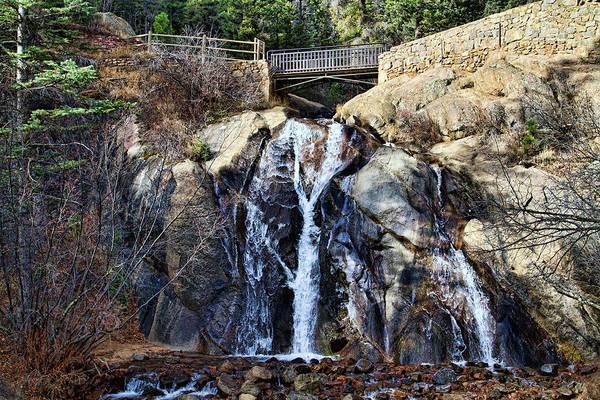 Helen Hunt Falls Photograph - Helen Hunt Falls by Alana Thrower