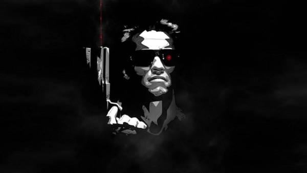 101 Digital Art - He'll Be Back  by Droid AKov