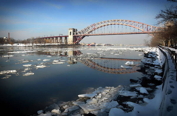 Photograph - Hell Gate Morning by Cate Franklyn
