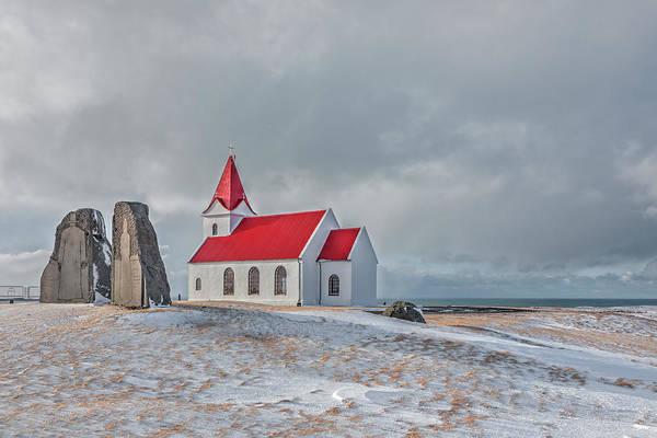 Wall Art - Photograph - Hellissandur - Iceland by Joana Kruse