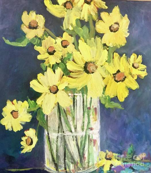 Painting - Hello Sunshine by Sherry Harradence
