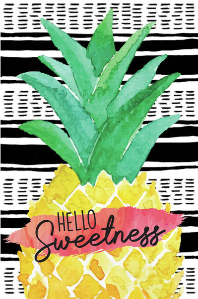 Wall Art - Digital Art - Hello Sweetness by Nd Art
