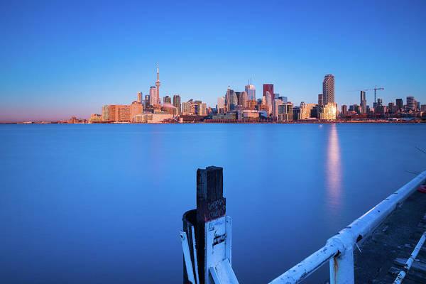 Cn Tower Wall Art - Photograph - Hello Toronto by Daniel Chen