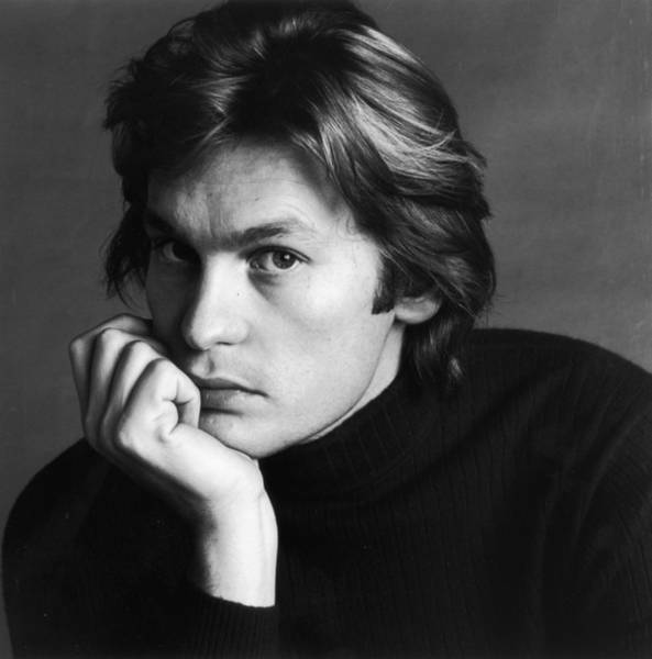 Photograph - Helmut Berger by Jack Robinson