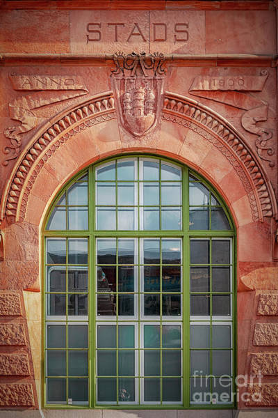 Wall Art - Photograph - Helsingborg Arched Window by Antony McAulay