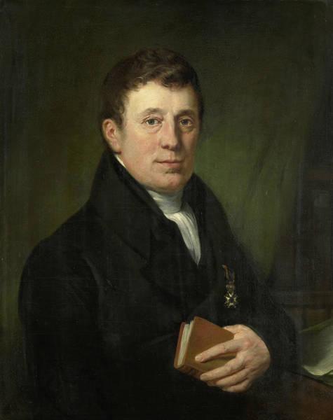 Painting - Hendrik Harmen Klijn by Jan Willem Pieneman