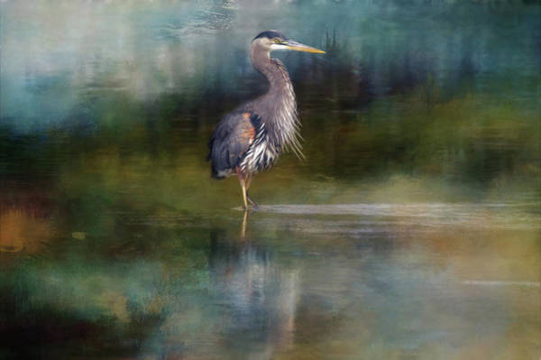Photograph - Out Of The Mist by Marilyn Wilson