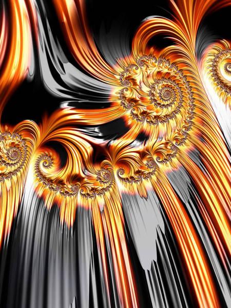 Digital Art - Herskowitz by Jeff Iverson