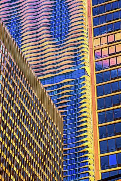 Photograph - Hi Rise Patterns by Robert FERD Frank