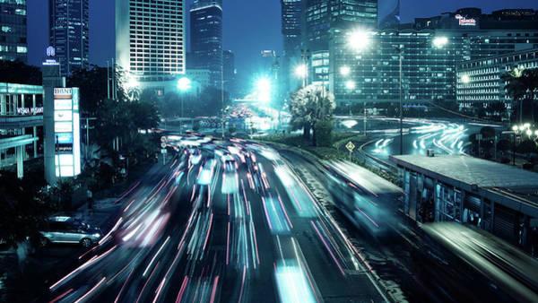 Jakarta Photograph - Hi Roundabout by Onny Carr